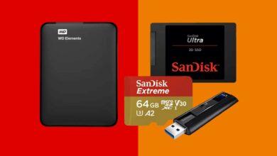 SSD con 1 TB al mejor precio y más: semana de almacenamiento en Media-Saturn