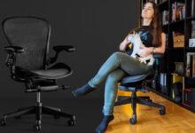 """Silla Aeron """"Gaming Edition"""" en la prueba - ¿Qué puede hacer la silla de 1.500 euros?"""