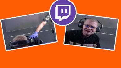 Photo of Streamer es despertado por la policía en vivo en Twitch porque los espectadores estaban preocupados