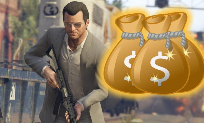 Todos los atracos en GTA Online y cuánto dinero ganan