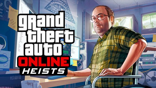 GTA Online Lester Heists