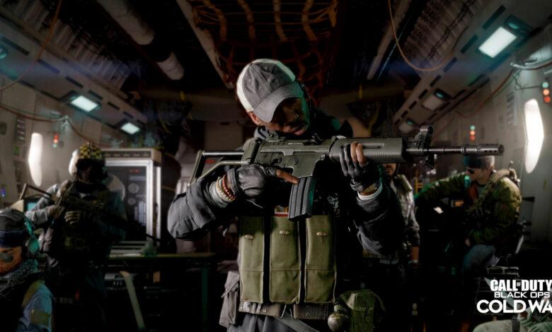 Tras la integración de CoD Cold War, Warzone ofrecerá más de 100 armas