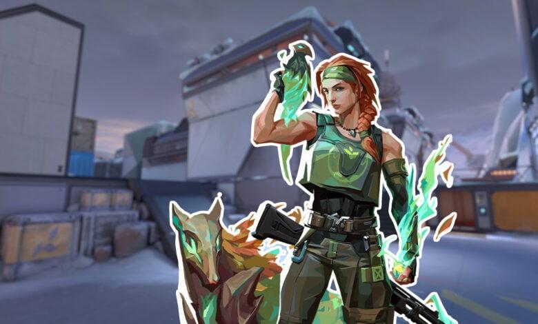 Valorant: así es como juegan el nuevo mapa Icebox y Agent Skye