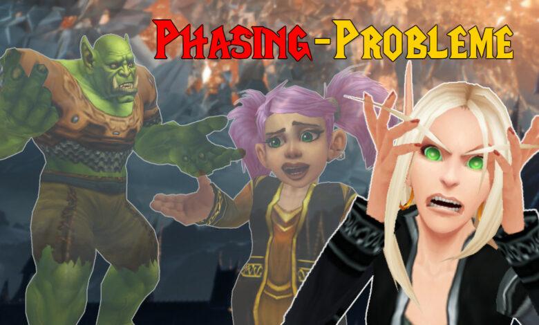 WoW: La fase en Shadowlands hace que las misiones grupales sean casi imposibles