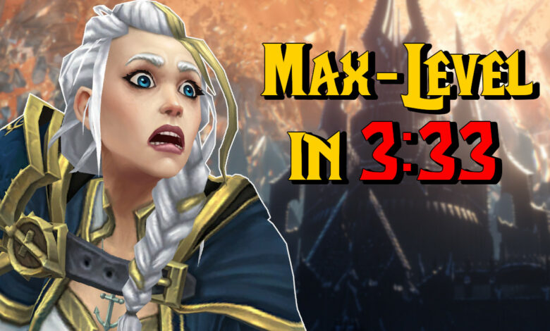 WoW: Level Expert lleva al personaje al nivel 50 en un tiempo récord
