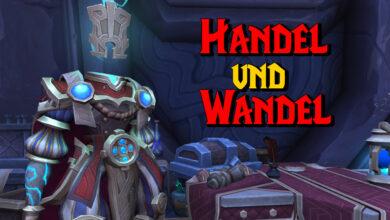 """WoW Quest: """"Trade and Change"""" - Aquí es donde tienes que ir"""