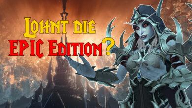 WoW Shadowlands: ¿Qué incluye la Epic Edition y para quién vale la pena?