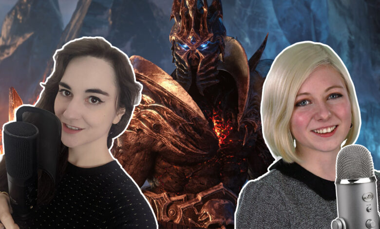 WoW Shadowlands: ¿Vale la pena unirse después de 16 años? - Escúchalo en el podcast MeinMMO