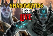 Photo of WoW: Shadowlands ya está disponible. A partir de ahora puedes ir a las Tierras Sombrías.