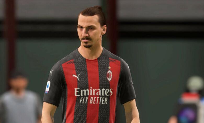 """Zlatan Ibrahimović pregunta por qué está realmente en FIFA 21: """"No lo permití"""""""