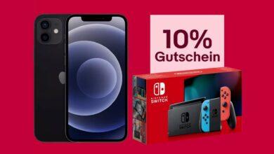 iPhone 12 al mejor precio, Nintendo Switch barato y más en eBay