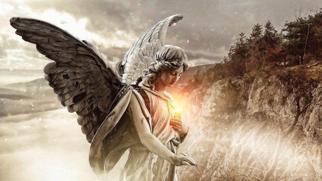mmorpg pueblos ángel