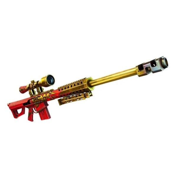 Rifle de francotirador boom Fortnite