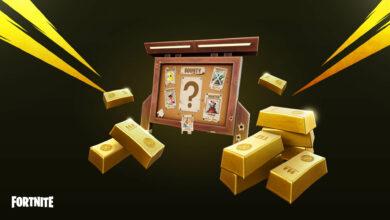 Fortnite: completa recompensas y recolecta lingotes de oro en la temporada 5: así es como
