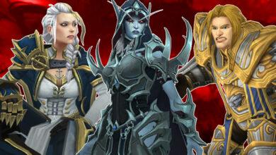 WoW: 3 personajes importantes que han cambiado mucho