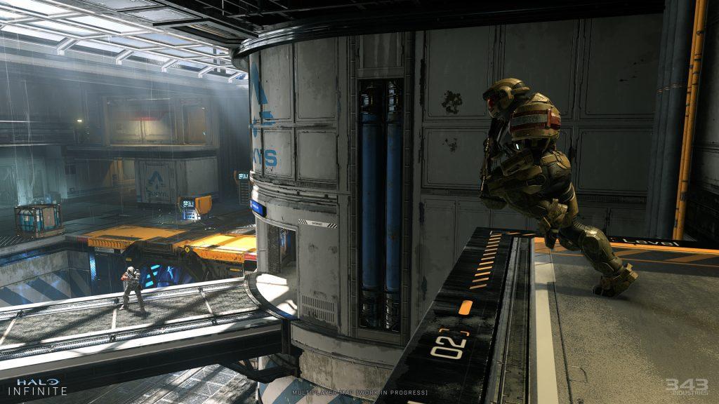 Mapa multijugador de Halo Infinite