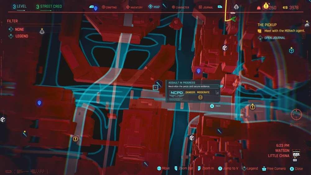 Cyberpunk 2077 lo está llevando al siguiente nivel rápidamente