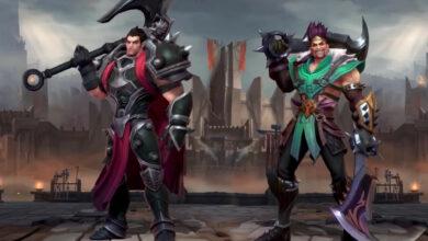 Wild Rift: Entonces obtienes a Darius y Draven gratis