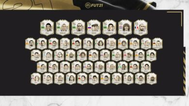 FIFA 21: Icon Prime - Primer grupo disponible en paquetes