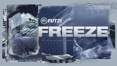 FIFA 21: Freeze - Detalles oficiales del evento