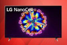 LG Nanocell TV con HDMI 2.1 y 100 Hz barato en oferta en Otto.de.