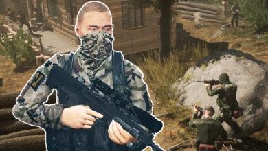 El nuevo juego de disparos multijugador se ejecuta como prueba en Steam, como PUBG desde arriba