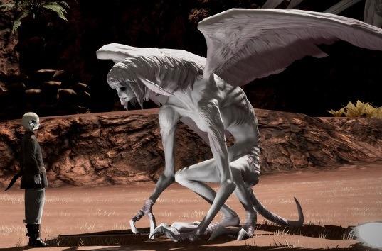 ffxiv tesleen metamorfosis devorador del pecado
