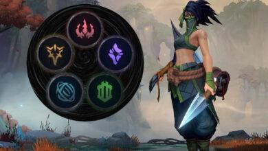 LoL Wild Rift: las mejores runas para cada estilo de juego