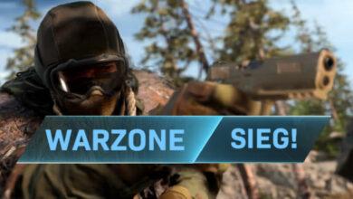 Gran final en CoD Warzone: el jugador gana solo contra 12 oponentes