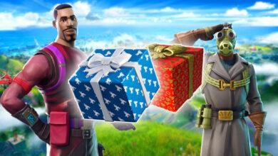 Fortnite ahora te da regalos cuando traes amigos de regreso, así es como funciona