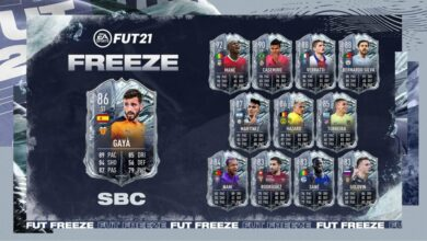 FIFA 21: SBC Jose Gaya Freeze - Requisitos y soluciones