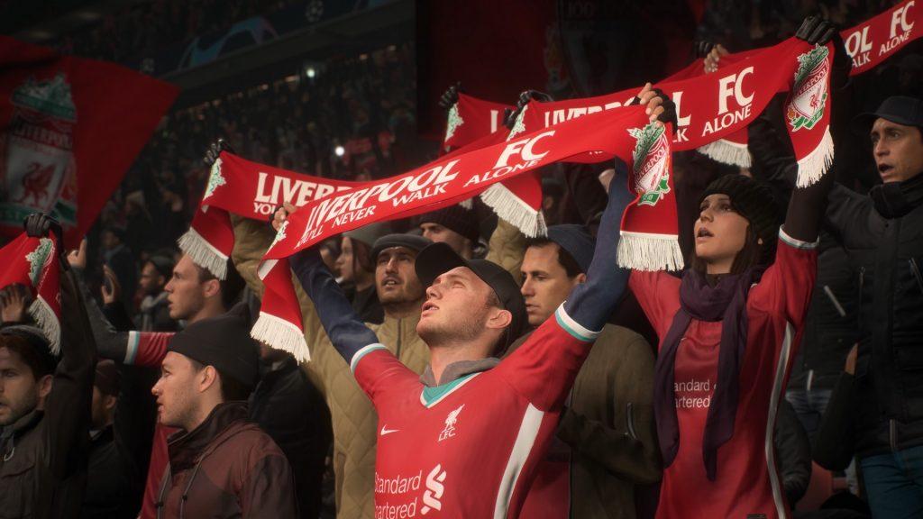 Intercambio de íconos de FIFA 21