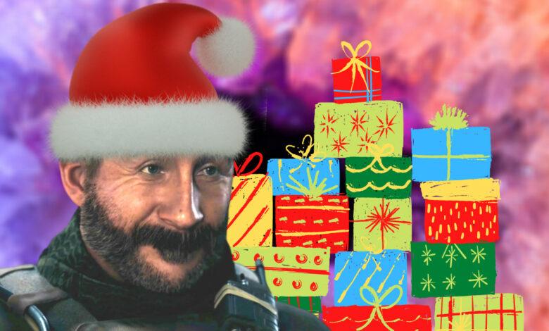 5 ideas de regalos para los jugadores de Call of Duty que están contigo antes de Navidad