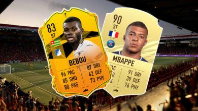 FIFA 21: el delantero del Hoffenheim es casi tan fuerte como Mbappé: cuesta solo una fracción