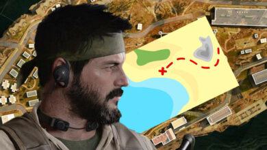CoD Warzone: Easter Egg en Rebirth Island te da un plano de arma, así es como funciona