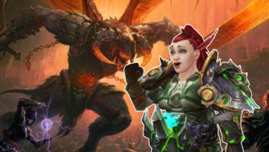 Diablo Immortal se convierte en un MMO: hace uso de World of Warcraft