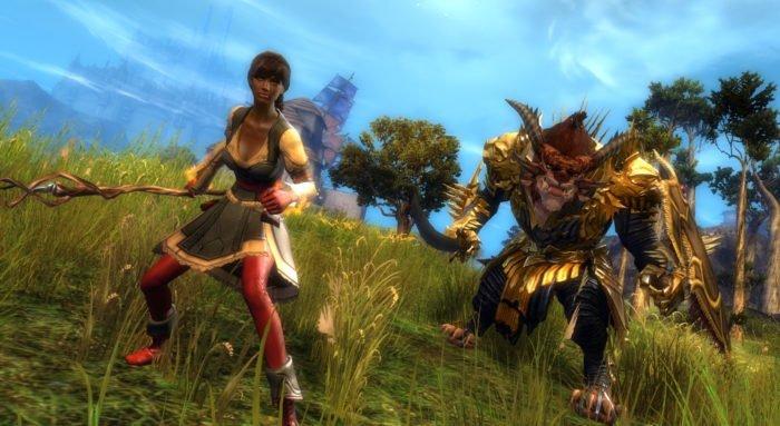 mejores MMORPG gratuitos, sin suscripción