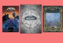 WoW Story: Compre el libro sobre Shadowlands y otras novelas ahora