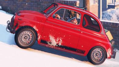 GTA Online: consigue el regalo del coche nuevo ahora antes de que sea demasiado tarde