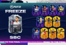 FIFA 21: SBC Houssem Aouar Freeze - Requisitos y soluciones