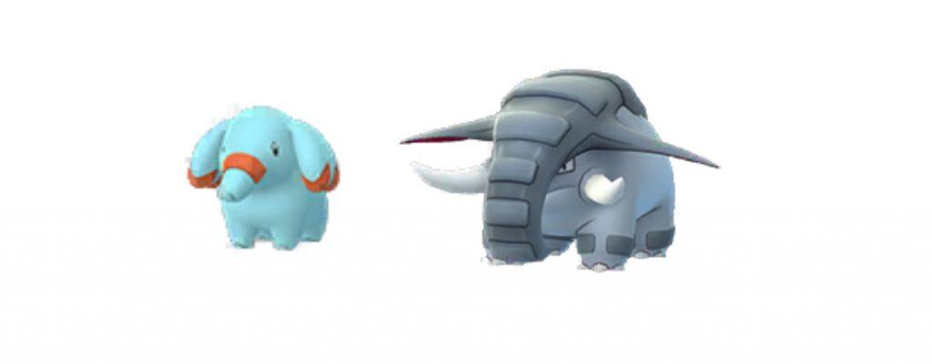 Phanpy Donphan Pokémon GO