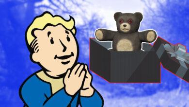 La comunidad alemana da regalos a los jugadores solitarios en Fallout 76 para Navidad