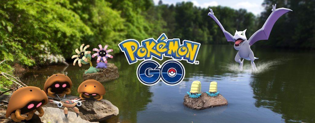 Pokémon fósiles