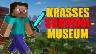 Minecraft: enorme museo con todas las turbas: a los jugadores les encanta