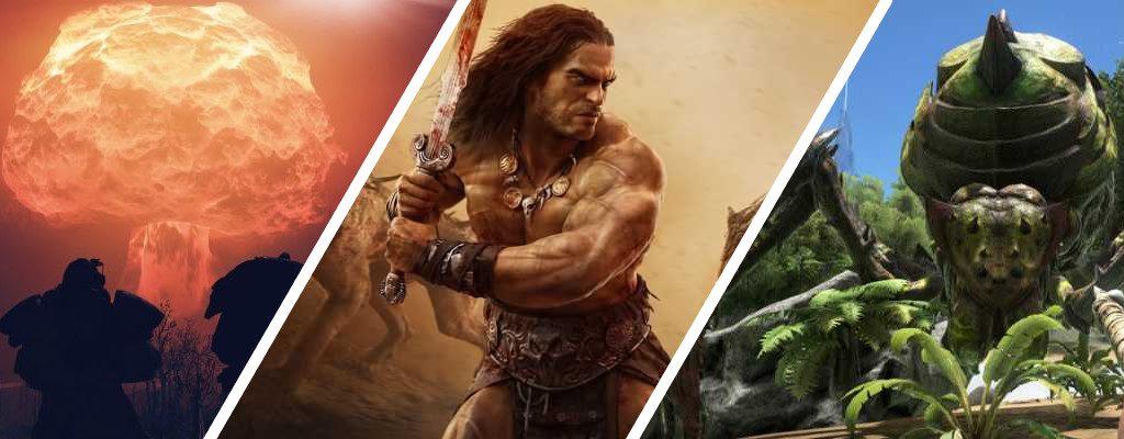 los mejores títulos de juegos de supervivencia 2019