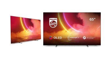 Amazon ofrece: Philips OLED 4K TV al mejor precio actual