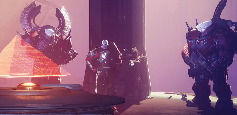 Zavala Kabal Osiris Beyond Light Temporada 12 Destiny 2
