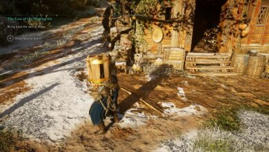 Assassin's Creed (AC) Valhalla - Festival de Navidad - El caso del error de búsqueda de Ale perdida - Cómo solucionarlo