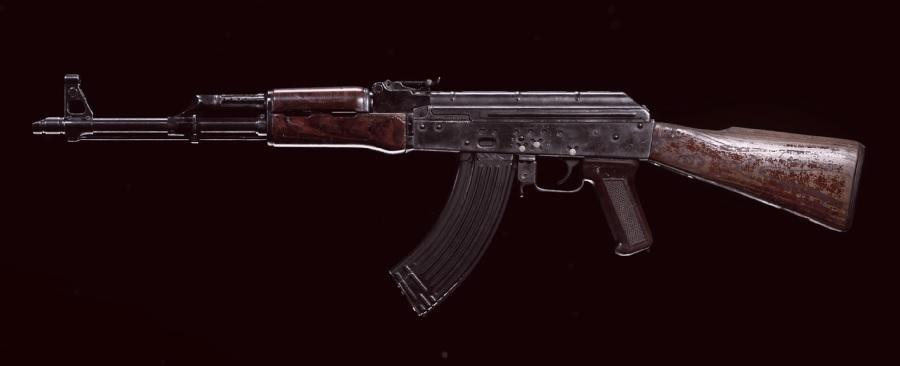 CoD Ak 47 Llamada de guerra fría