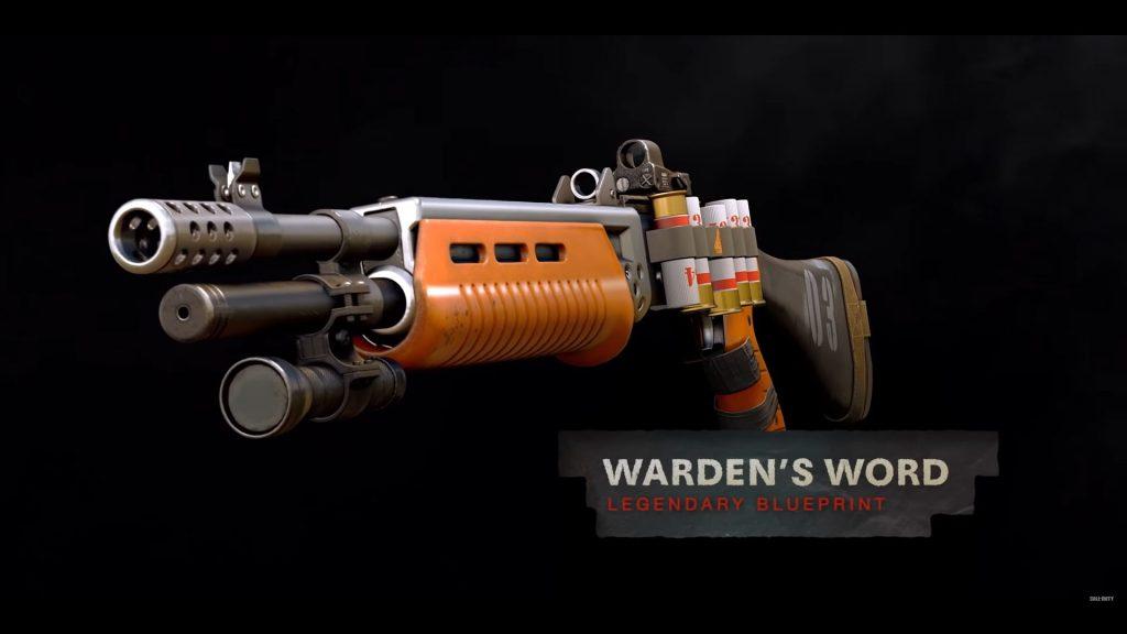 bacalao guerra fría zona de guerra pase de batalla temporada 1 modelo de armas gallo 12